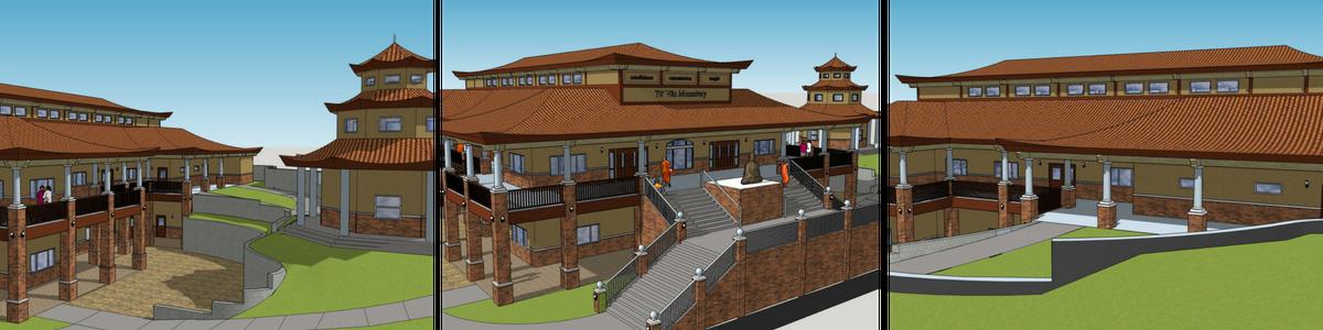 CDC Meditation Hall Project